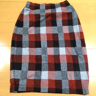 ロイヤルパーティー(ROYAL PARTY)のROYAL PARTY チェック スカート(ひざ丈スカート)