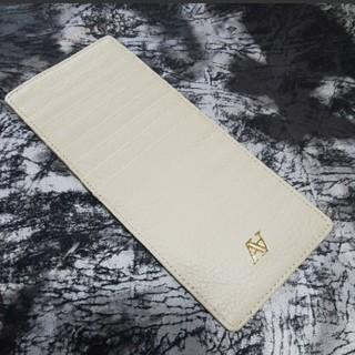 アタオ(ATAO)の未使用 アタオ 本革カードケース(財布)