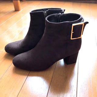 テチチ(Techichi)の【TeChiChi】ショートブーツ ブラウン(ブーツ)