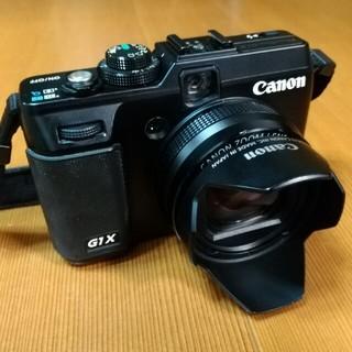 Canon - Canon PowerShot G1X