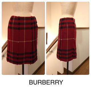 BURBERRY - 美品!Burberry London バーバリー ロンドン スカート