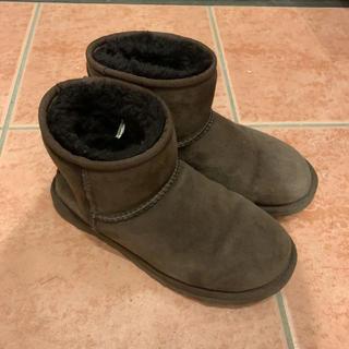 アグ(UGG)のUGG ムートン ショートブーツ(ブーツ)