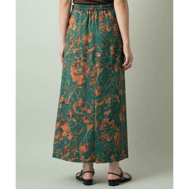 Kastane(カスタネ)のIラインスカート レディースのスカート(ロングスカート)の商品写真