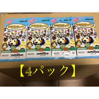 ニンテンドウ(任天堂)の【4個売り】 どうぶつの森 amiibo カード 第3段(カード)