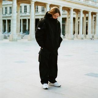 ワンエルディーケーセレクト(1LDK SELECT)の新品 Abu Garcia × is-ness jacket Lサイズ(ダウンジャケット)