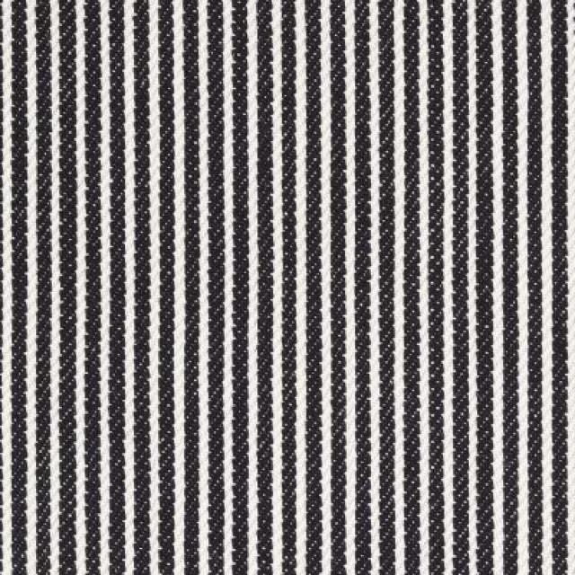 MUJI (無印良品)(ムジルシリョウヒン)の新品   無印良品  体にフィットするソファカバー 綿デニム(ヒッコリー)   インテリア/住まい/日用品のソファ/ソファベッド(ソファカバー)の商品写真