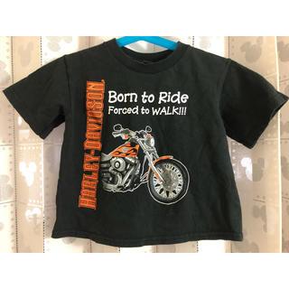 ハーレーダビッドソン(Harley Davidson)のハワイ限定 Harley Davidson 3歳児用 Tシャツ(Tシャツ/カットソー)
