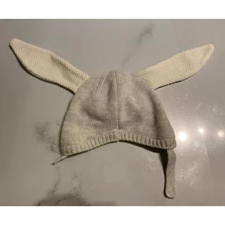 エイチアンドエム(H&M)のh&m ベビー帽子 2-6ヶ月(帽子)