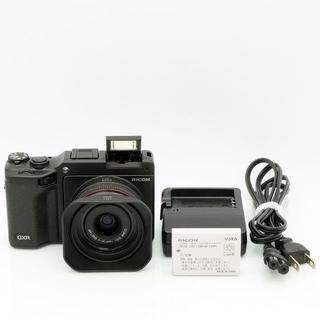 リコー(RICOH)の★Ricoh GXR A12 レンズセット リコー ユニット交換式カメラ(コンパクトデジタルカメラ)
