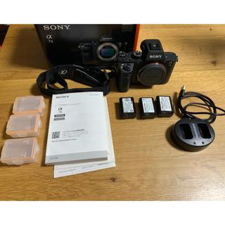 SONY - Sony α7ii ボディILCE-7M2 Eマウント