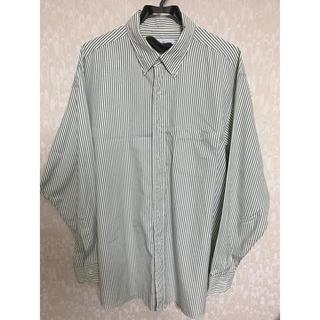 アンユーズド(UNUSED)のストライプシャツ(シャツ)