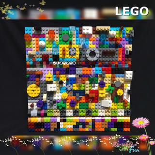 Lego - レゴ 大量 レゴフレンズ 基礎板 32×32マス + 大量ブロック