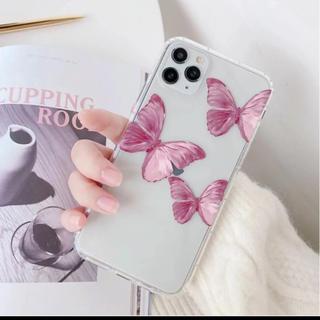 ディーホリック(dholic)のiPhone11pro ケース 携帯ケース バタフライ 韓国 蝶 ZARA (iPhoneケース)