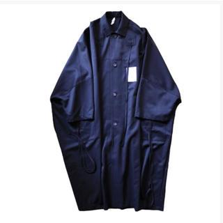 ヨウジヤマモト(Yohji Yamamoto)のSoshi Otsuki   20ss monk coat(ステンカラーコート)