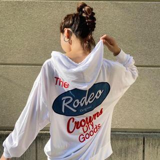 ロデオクラウンズワイドボウル(RODEO CROWNS WIDE BOWL)の愛知東郷 限定 ロンT(Tシャツ(長袖/七分))