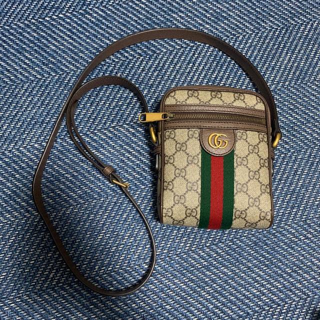 Gucci(グッチ)のGUCCI ショルダーバック メンズのバッグ(ショルダーバッグ)の商品写真