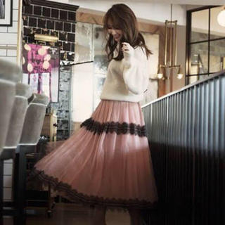 JILLSTUART - Her lip to ♡ こじはる レース スカート