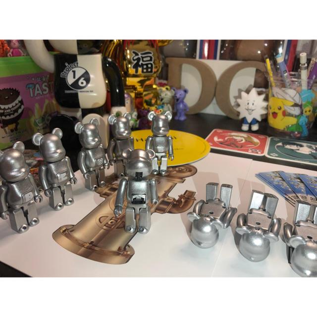be@rbrick 30シリーズ 全ベーシック9体セット エンタメ/ホビーのおもちゃ/ぬいぐるみ(キャラクターグッズ)の商品写真