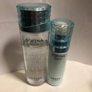 SOFINA - ソフィーナボーテ高保湿化粧水 乳液しっとりセット