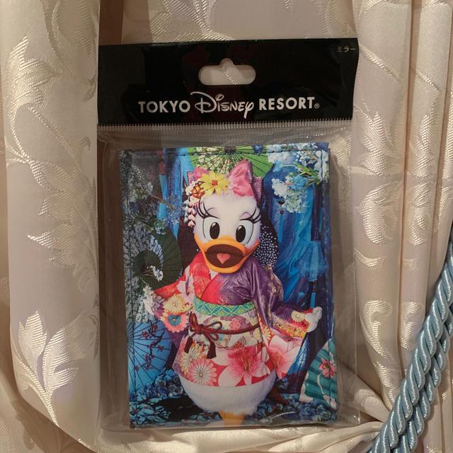 Disney(ディズニー)のデイジーちゃん ミラー エンタメ/ホビーのおもちゃ/ぬいぐるみ(キャラクターグッズ)の商品写真