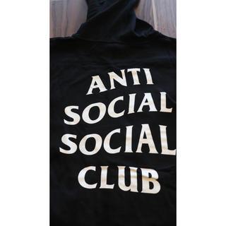 アンチ(ANTI)のAnti Social Social Club / パーカー L(パーカー)
