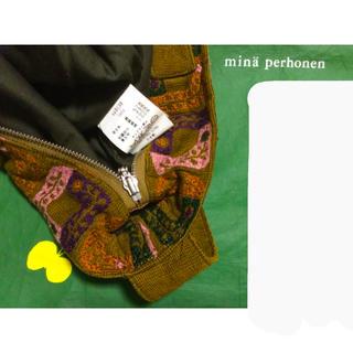 ミナペルホネン(mina perhonen)のミナペルホネン * lolo ロロ ショルダーバッグ(ショルダーバッグ)