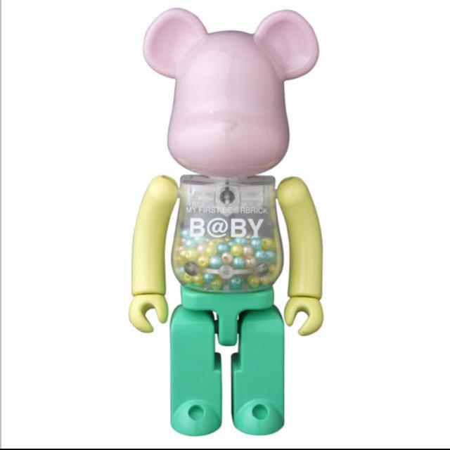 MY FIRST BE@RBRICK B@BY 100%  エンタメ/ホビーのおもちゃ/ぬいぐるみ(キャラクターグッズ)の商品写真