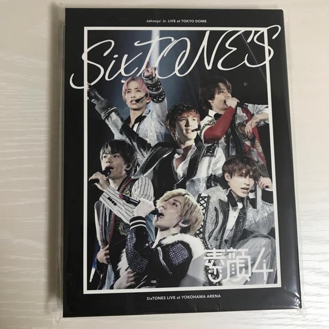 Johnny's(ジャニーズ)の素顔4 sixtones版 DVD エンタメ/ホビーのDVD/ブルーレイ(ミュージック)の商品写真