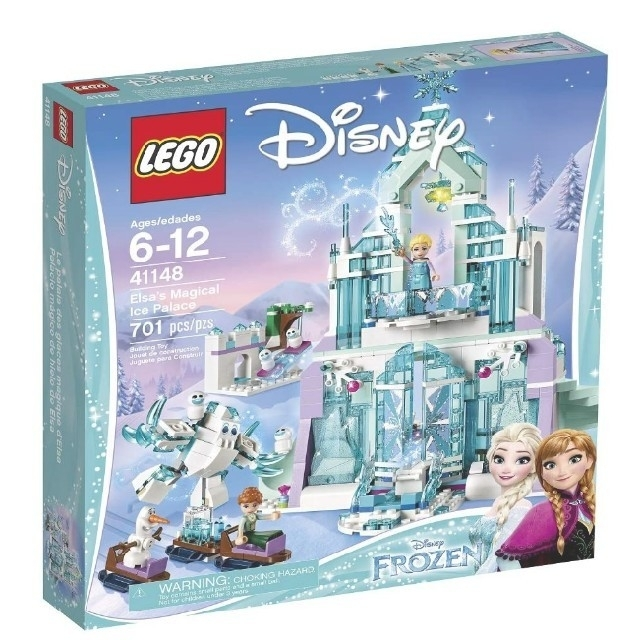 Lego(レゴ)のレゴ★ディズニープリンセス アナと雪の女王 41148 新品  激レア キッズ/ベビー/マタニティのおもちゃ(知育玩具)の商品写真