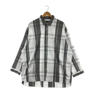 ハレ(HARE)のハレ チェックシャツ(シャツ)