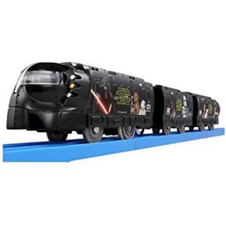 バンダイ(BANDAI)のプラレール3種類セット(電車のおもちゃ/車)