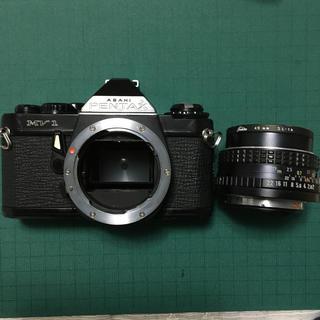 ペンタックス(PENTAX)のPENTAX・MV1・フイルムカメラ・ジャンク扱い(フィルムカメラ)