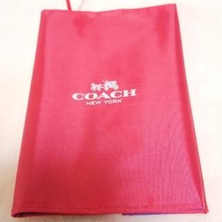 コーチ(COACH)のCOACH 手帳カバー 小物入れ付き(その他)