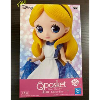 Disney - アリス QPOSKET フィギュア