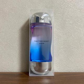 IPSA - IPSA イプサ ザ・タイムR アクア 200ml 限定ボトル ブルー ピンク