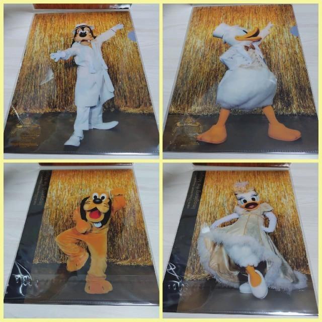 Disney(ディズニー)の新品・未開封♡ディズニー♡ワンマンズドリームⅡ♡クリアファイルセット エンタメ/ホビーのおもちゃ/ぬいぐるみ(キャラクターグッズ)の商品写真