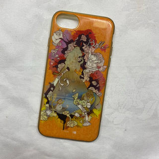 Disney - 美女と野獣 iPhoneケース