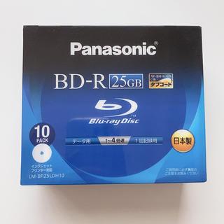 パナソニック(Panasonic)のPanasonic Blu-ray ディスク 25GB 10枚入り(その他)