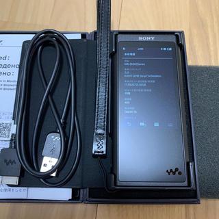 SONY - SONY NW-ZX300 純正カバー付属