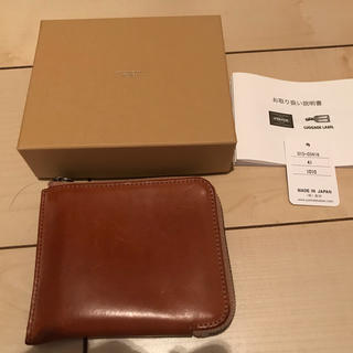 PORTER - PORTER WALL WALLET S Natural ポーター ウォレット
