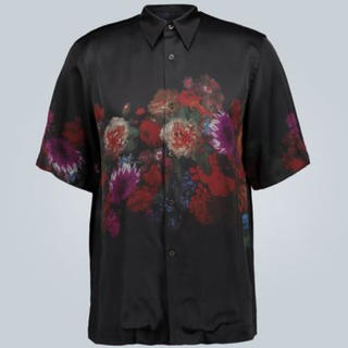 DRIES VAN NOTEN - dries van noten 20ss floral shirt