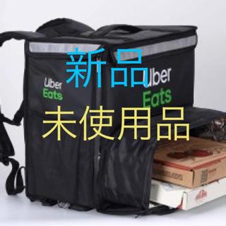 Uber Eats ウーバーイーツ 配達バッグ  リュック 新型 保冷 第4世代(バッグパック/リュック)