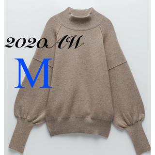 ZARA - *2020AW*ZARA ハイネックニットセーター