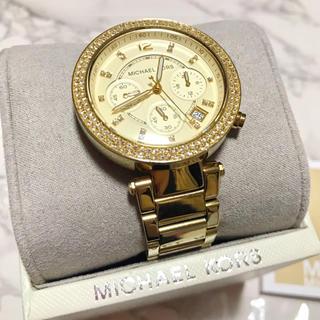 Michael Kors - 美品 マイケルコース MICHAEL KORS MK5354 レディース 腕時計