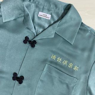 ジャーナルスタンダード(JOURNAL STANDARD)の酒飲倶楽部 チャイナTシャツ(Tシャツ/カットソー(半袖/袖なし))