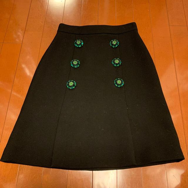 DOLCE&GABBANA(ドルチェアンドガッバーナ)の❤️ドルガバ❤️スカート レディースのスカート(ひざ丈スカート)の商品写真
