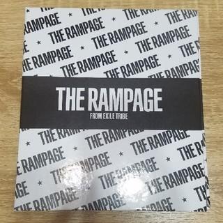 ザランページ(THE RAMPAGE)のTHE RAMPAGE ステッカーフォルダー(その他)
