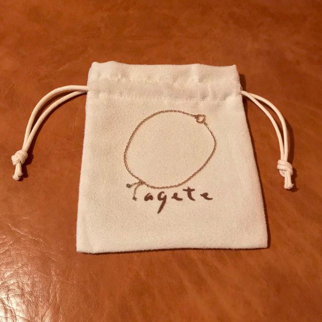 agete(アガット)のアガット 天然石 ブレスレット agete  レディースのアクセサリー(ブレスレット/バングル)の商品写真