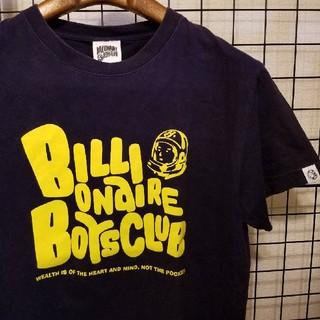 ビリオネアボーイズクラブ(BBC)のBillionaire Boys Club フロントプリント入り 半袖カットソー(Tシャツ/カットソー(半袖/袖なし))