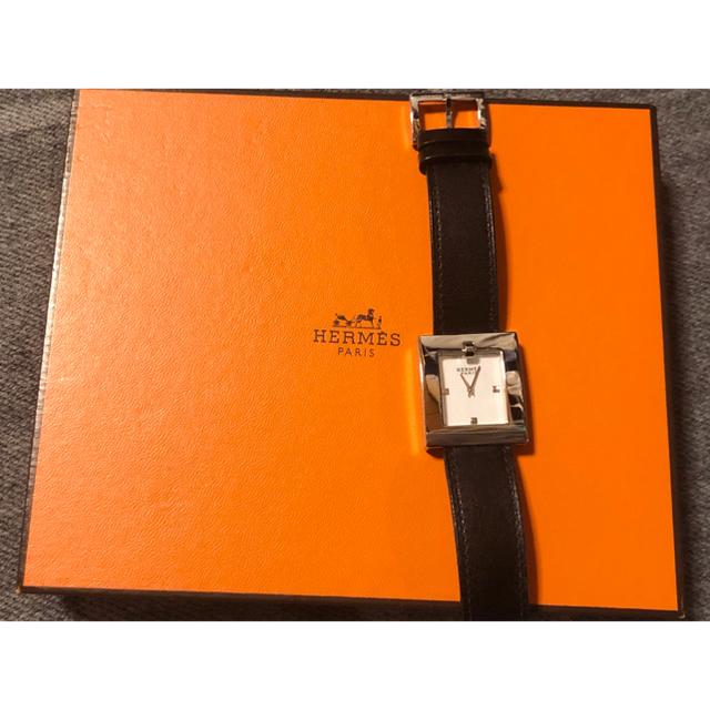 Hermes(エルメス)の極美品 Hermes エルメス 腕時計 レディースのファッション小物(腕時計)の商品写真